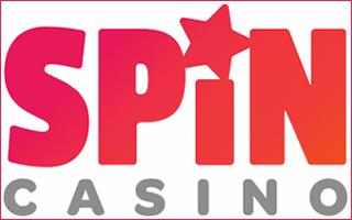 Логотип казино Spin
