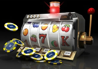 Progressive slot casino games.
