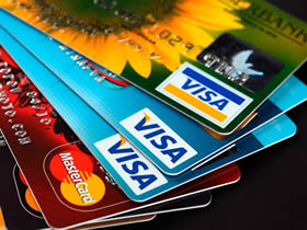 The most used credit cards in Canada