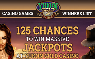 Yukon Gold is an instant-play and downloadable casino site in Canada