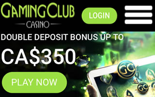 Gaming Club, online casino games with real dealers