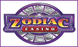 Our favorite casino for Android users - Zodiac.