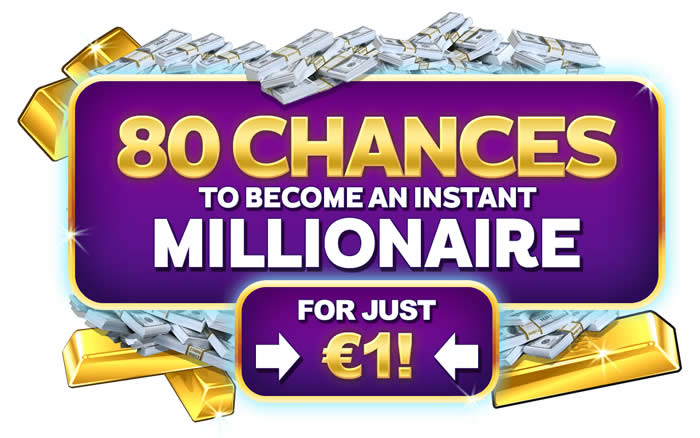 Play with only a 1 dollar deposit at Zodiac Casino on Mega Moolah