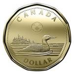 1 dollar coin in Canada
