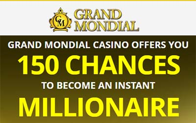 The Grand Mondial Casino in Canada