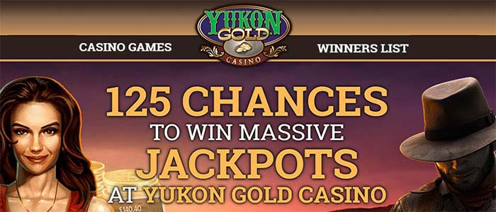 Yukon Gold is one of Toronto's most beloved online casinos