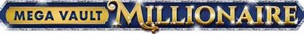 The Mega Vault Millionaire slot logo
