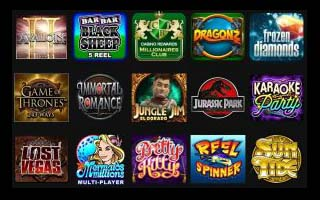 Slot machines that pay the most at Casino Classic in Canada