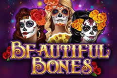 Beautiful Bones - a slot machine at Casino Action