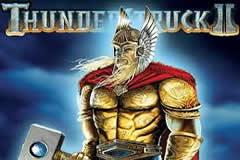 Thunderstruck 2 - Kahnawake's flagship progressive slot