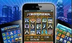 Play roulette and blackjack from your mobile device.