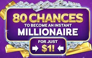 Zodiac Casino and Las Vegas Mega Moolah Online Slots