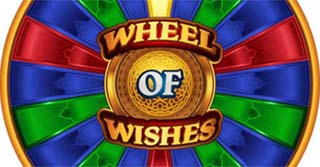 The Wheel of Wishes earns twice as much as the Mega Moolah