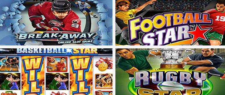 Online slots on sports