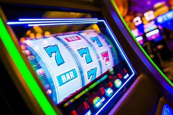 A slot machine that pays well must have a high payout rate