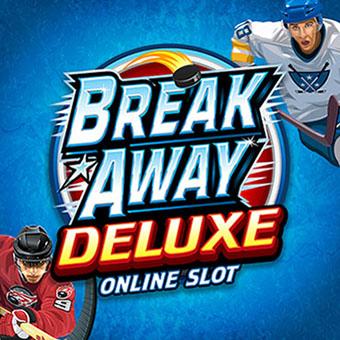 Break Away Deluxe game logo
