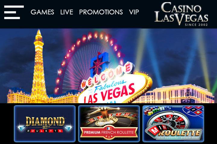 Las Vegas Online Casino Site