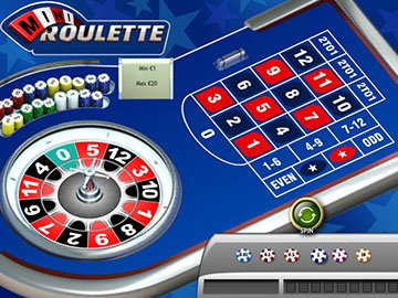 The Playtech Mini Roulette game