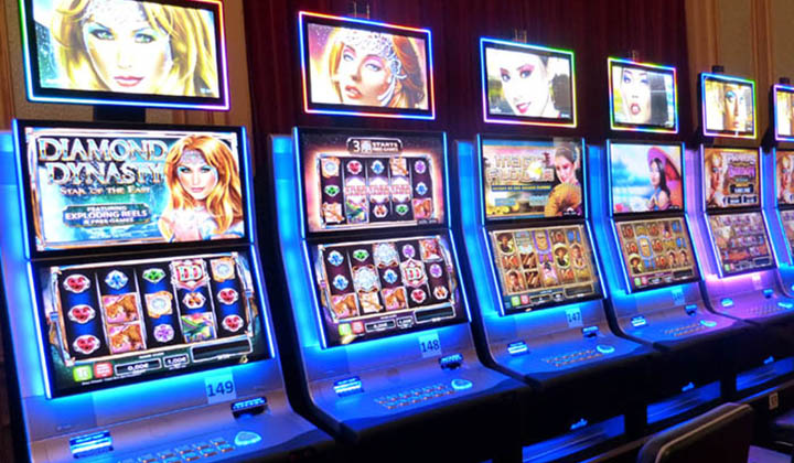 Slot machines that pay well