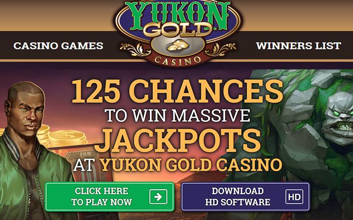 Yukon Gold casino in Quebec
