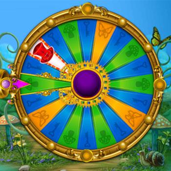 Jackpot Bonus Wheel