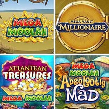 Mega Moolah game versions