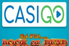 CasiGO bonus and free spins