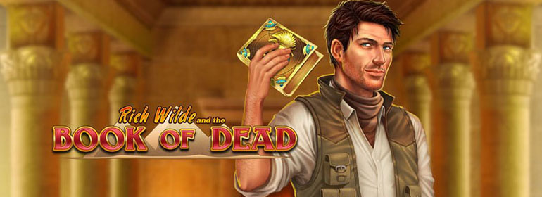 Free Spins on the Book of Dead Slot Machine